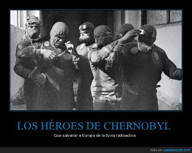 chernóbyl,europa,héroes,lluvia radioactiva,salvar