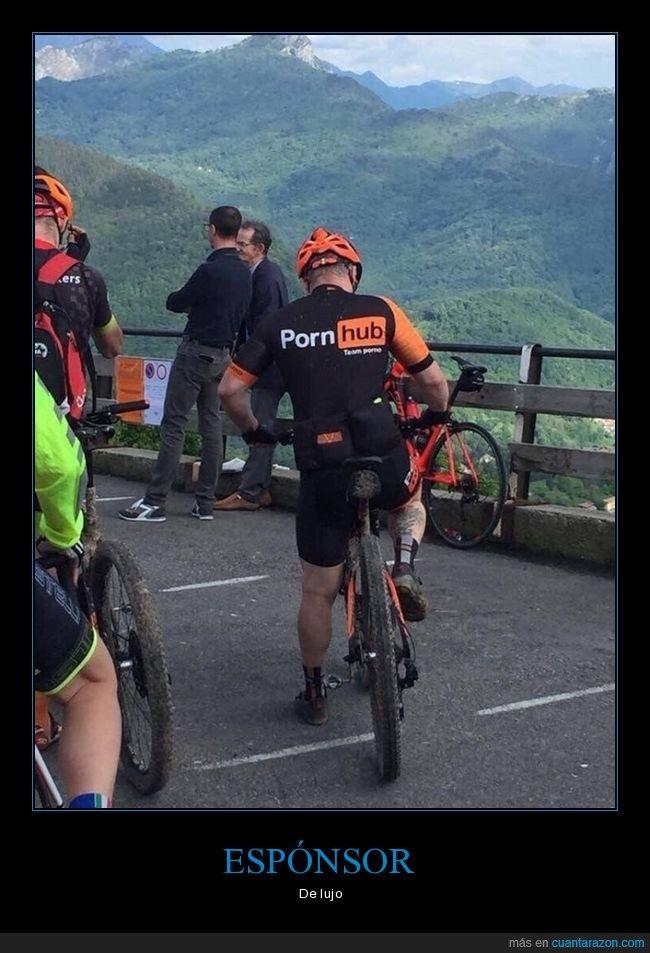 ciclista,espónsor,patrocinador,wtf