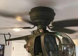 Enlace a Un ventilador de altos vuelos