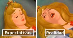 Enlace a Este artista reimagina a las princesas Disney de un modo más realista