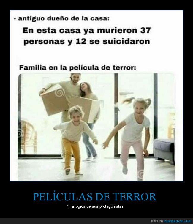casa,familia,morir,película de terror