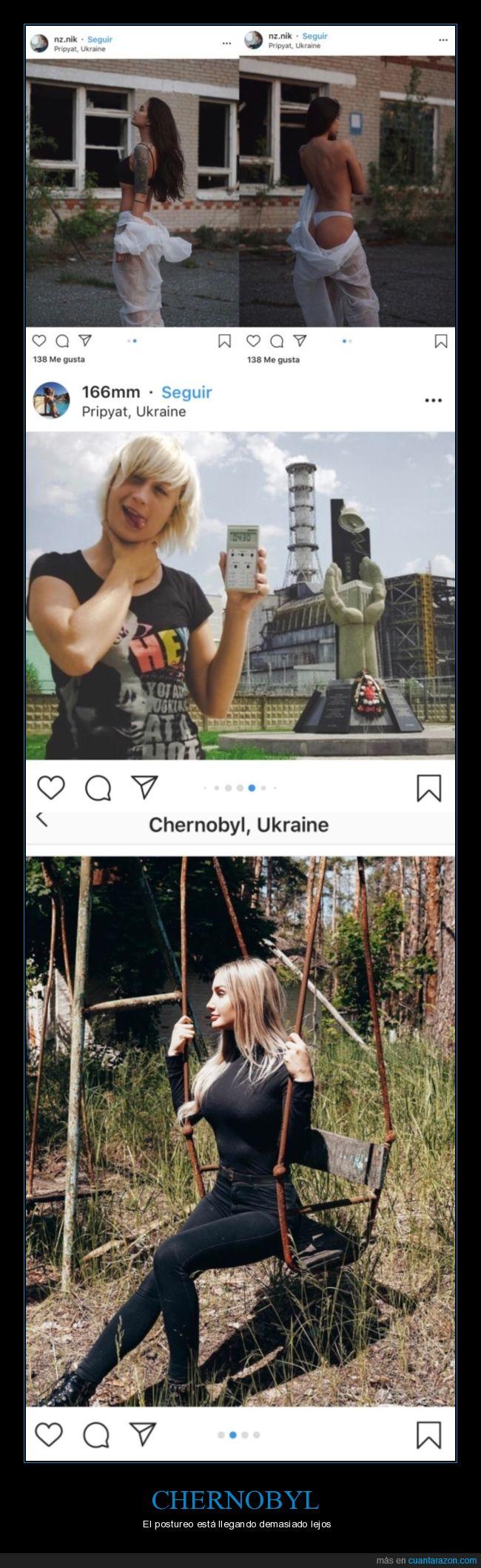 chernobyl,postureo,wtf