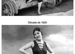 Enlace a Cómo han cambiado los trajes de baño a lo largo de la historia