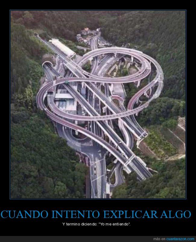 carretera,entenderse,explicar,wtf