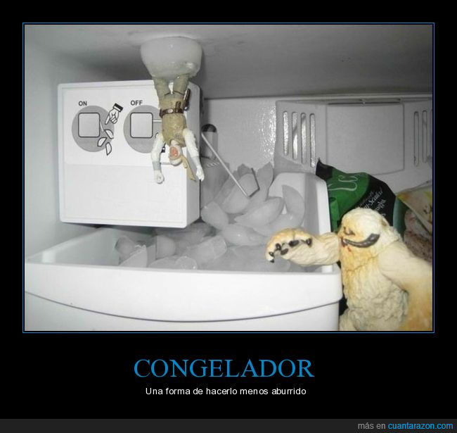 congelador,nevera,star wars