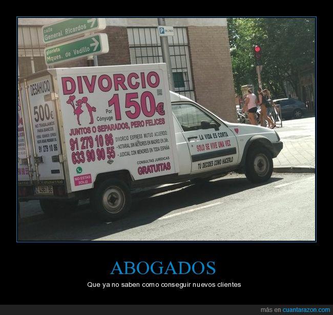 abogado,anuncio,divorcio,furgoneta,wtf