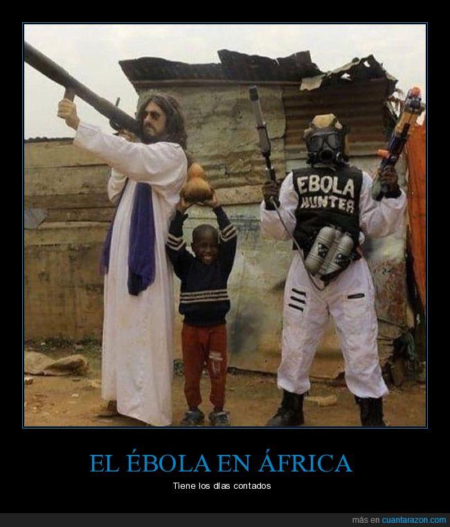 ébola,jesús,wtf