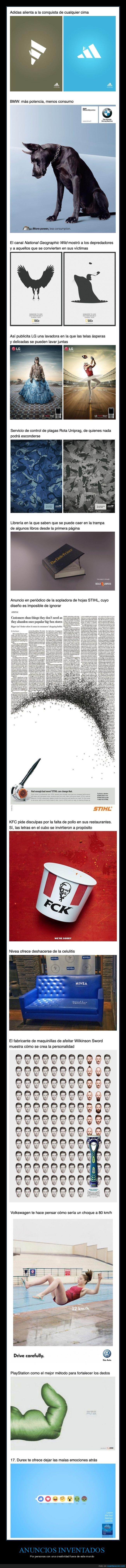 anuncios,creatividad