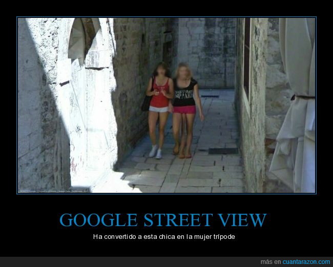 fails,pierna,street view