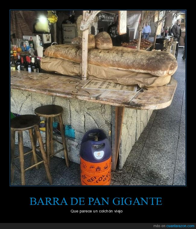 barra,colchón,gigante,pan