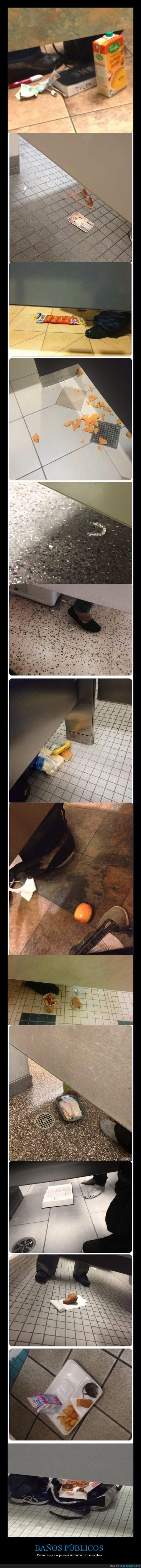 aseos,baños públicos,wtf