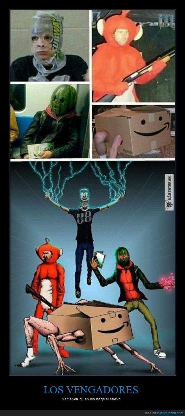 superhéroes,wtf