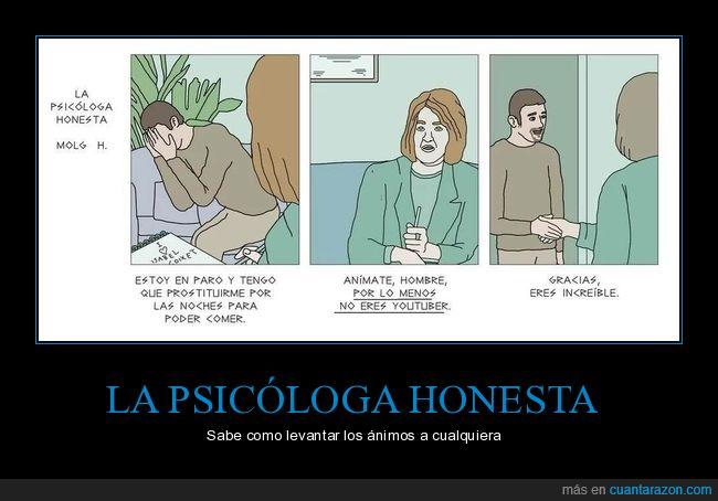 prostituirse,psicóloga honesta,youtuber