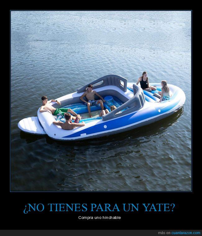 barco,hinchable,yate