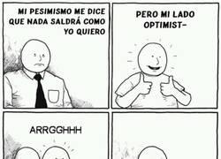 Enlace a Pesimismo VS Optimismo