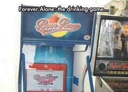Enlace a El juego de beber de Forever Alone