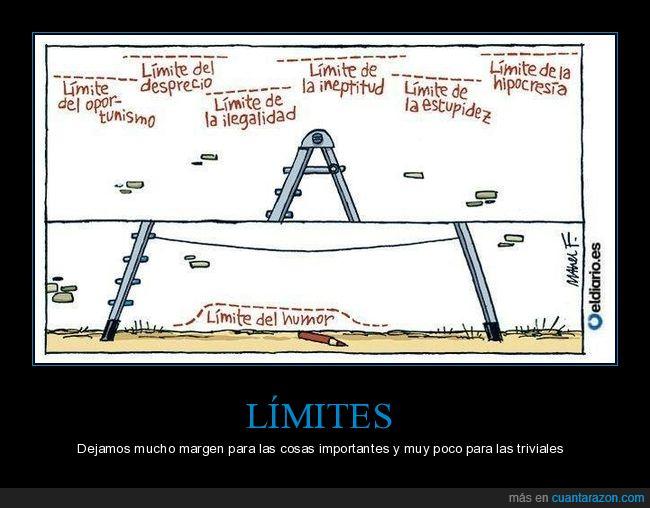 límites,límites del humor
