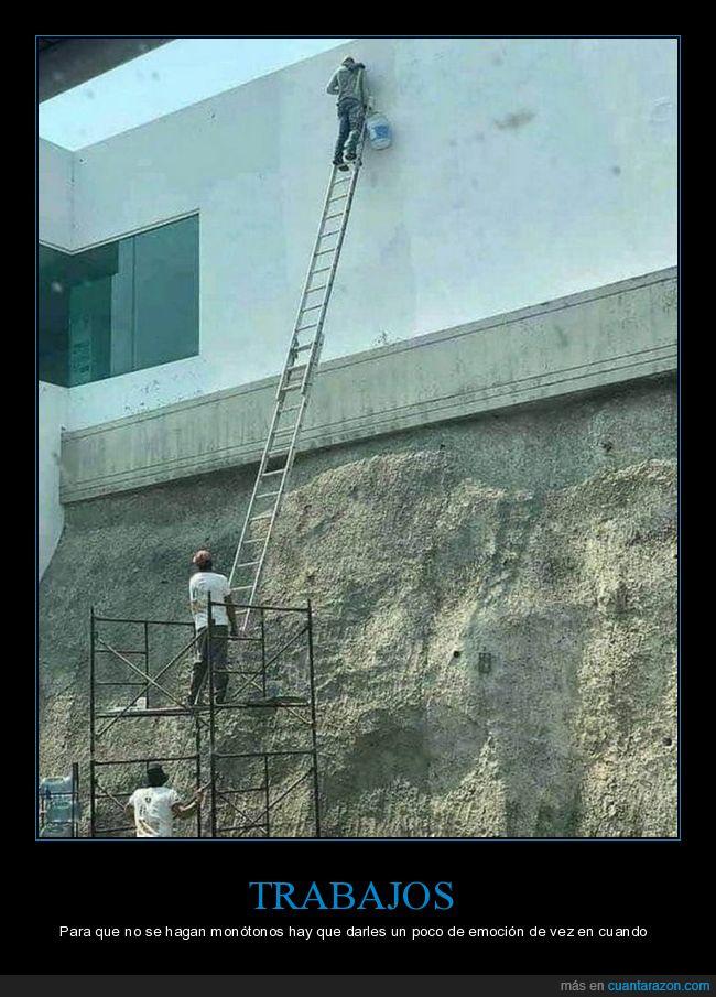 escaleras,seguridad,trabajo