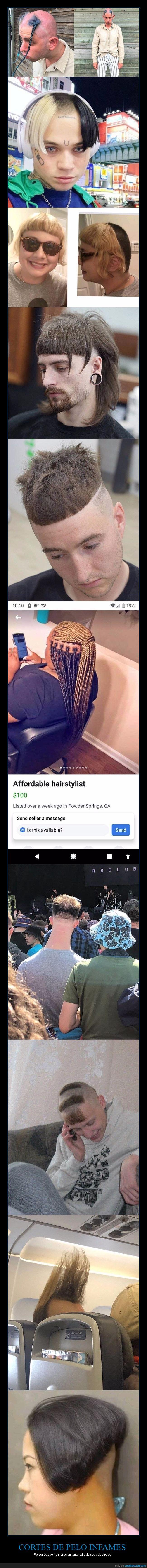 cortes de pelo,peinados,peluqueros
