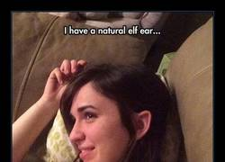 Enlace a Una elfa auténtica