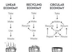 Enlace a Tres tipos de economías