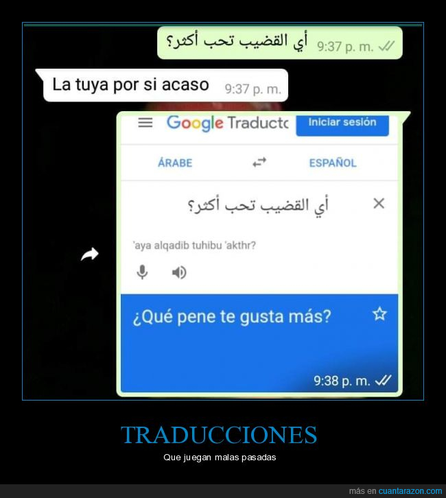 árabe,español,fails,traductor,whatsapp
