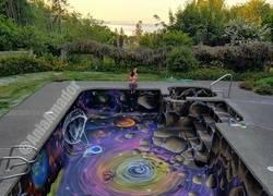 Enlace a Una piscina de otro mundo