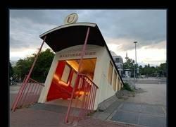 Enlace a La entrada al metro más original