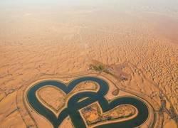 Enlace a Un oasis en el desierto muy particular