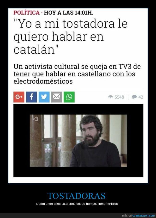 catalán,hablar,tostadora,wtf
