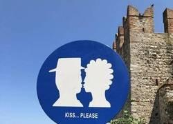 Enlace a Zona de besos
