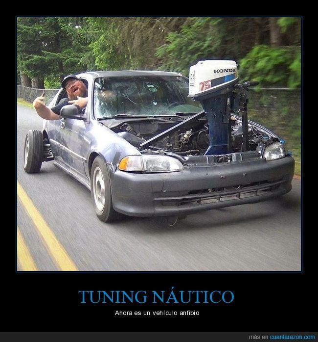 coche,lancha,motor,wtf