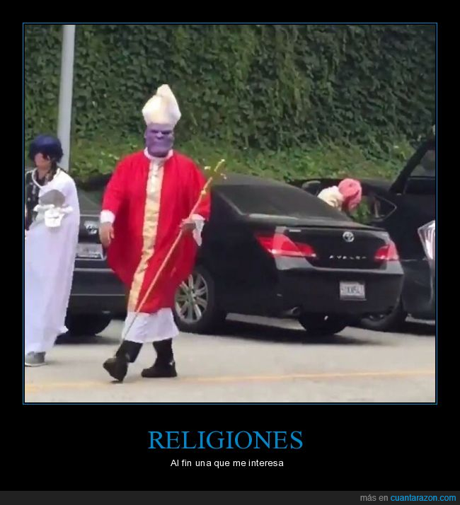 cardenal,thanos,wtf