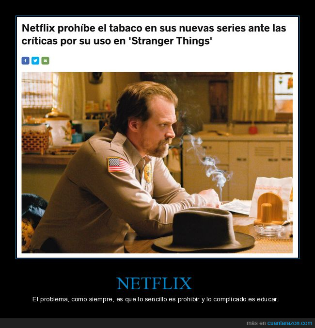 netflix,stranger things,tabaco