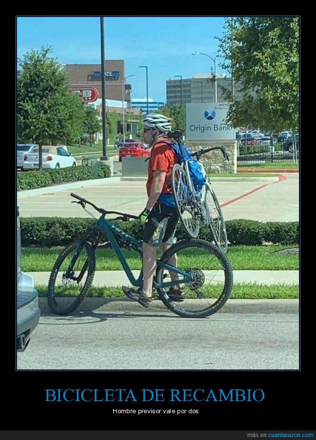 bicicleta,recambio,wtf