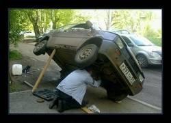 Enlace a Confía en mí, soy mecánico.