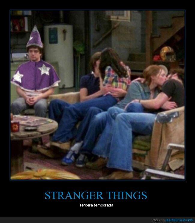 aquellos maravillosos 70,stranger things,temporada 3