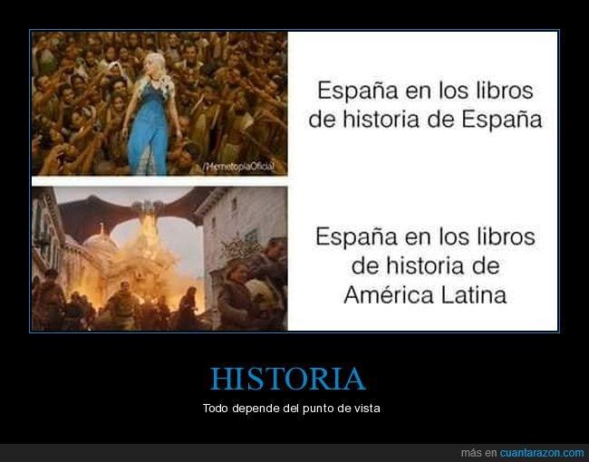 américa latina,españa,historia,juego de tronos,khaleesi,libros