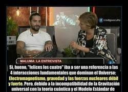 Enlace a Entrevistando a Maluma