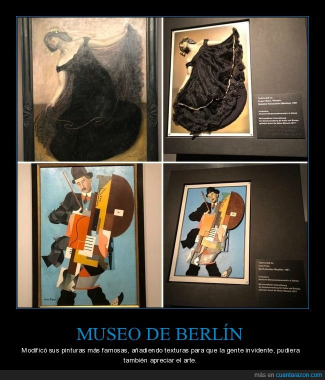 berlín,cuadros,invidentes,museo,texturas