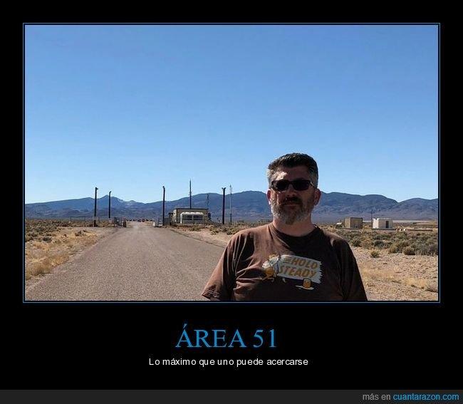 acercarse,área 51,base militar