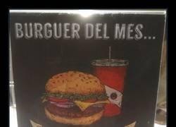 Enlace a La hamburguesa del mes y del siglo