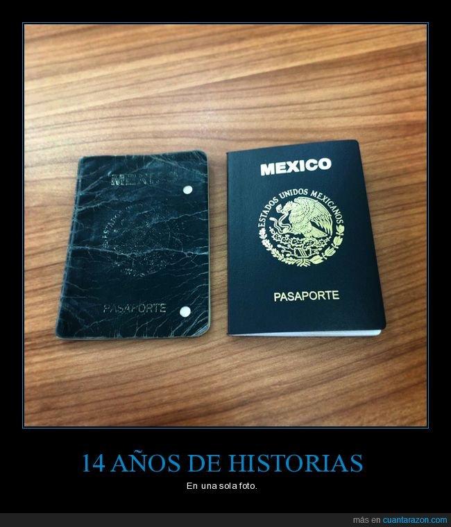historia,pasaporte,viajes