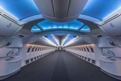 Enlace a Parece el interior de una nave espacial