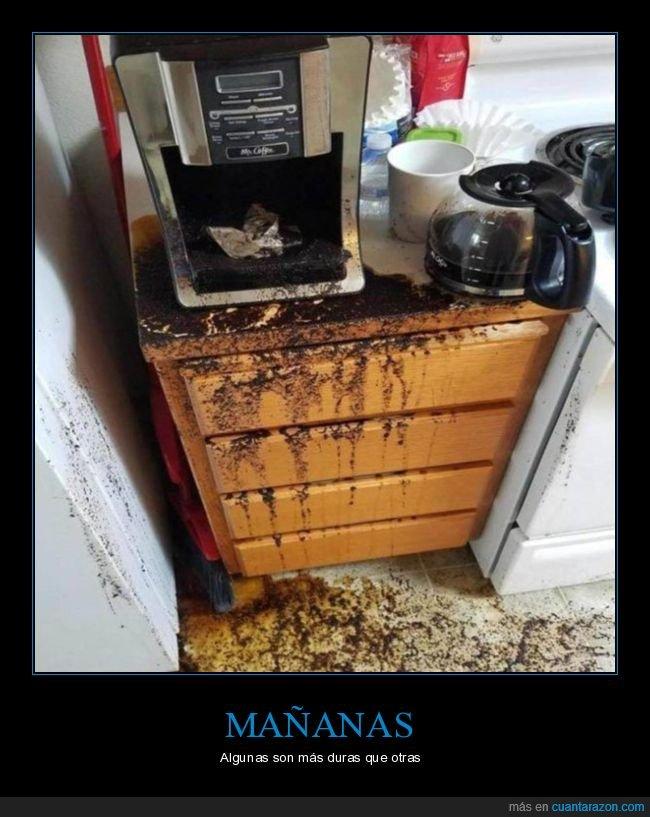 café,fails,mañanas