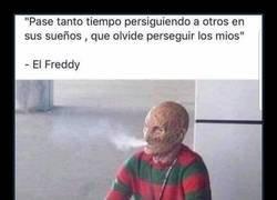 Enlace a Las reflexiones de Freddy