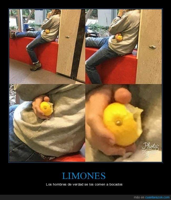 limón,mordiscos,wtf