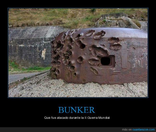 atacado,bunker,ii guerra mundial