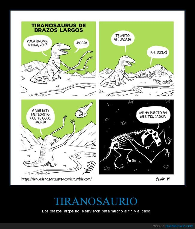 brazos,largos,tiranosaurus rex