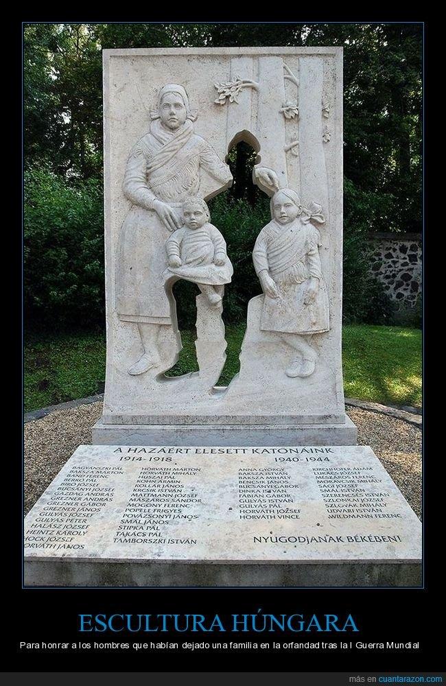 escultura,hungría,i guerra mundial